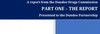Publication of the Dundee Drug Commission Report